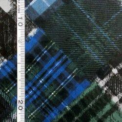 画像1: 国産生地<072>ブルー系