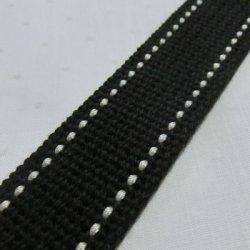 画像1: アクリル持ち手(ブラック&ホワイト)