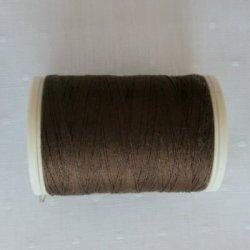 画像1: 縫い合わせ&アップリケ糸 デュエット(9052 こげ茶)大