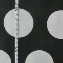 画像1: USA生地クォーターカット(618)黒