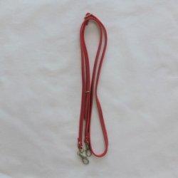 画像1: ショルダー紐HSー1100S(赤)